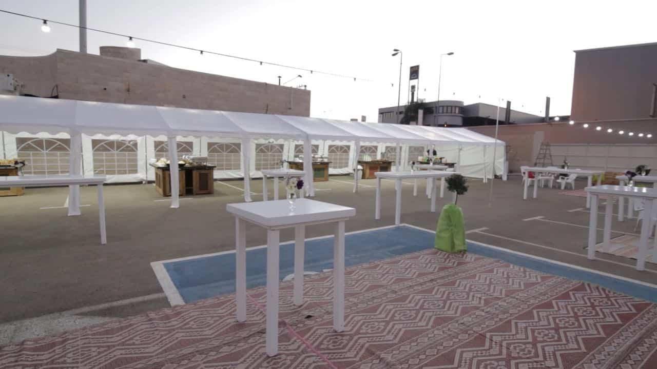 השכרת אוהלים לאירועים עסקיים
